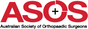 Australian Society of Orthopaedic Surgeons Logo