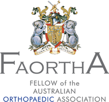 Fellow of the Australian Orthopaedic Association Logo